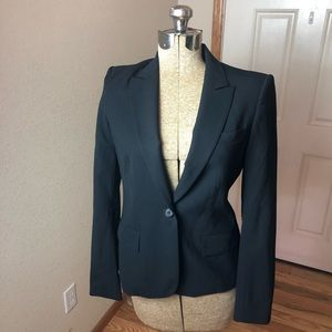 Theory Black Blazer Workwear